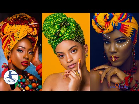 Glorious Reasons Why Africans Wear Head Wraps that Western Pop Culture Want to Erase