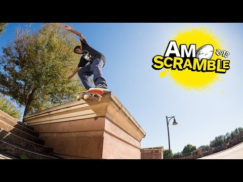 Rough Cut: Kader Sylla's 'Am Scramble' Footage