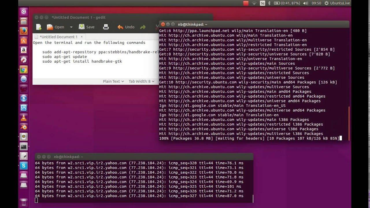 handbrake � the open source video transcoder youtube