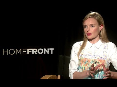 Kate Bosworth Interview - Homefront (HD) JoBlo.com Exclusive