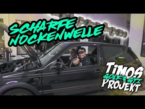 JP Performance - Timos VW Golf 3 GTI Projekt | Scharfe Nockenwelle!