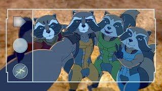 Стражи галактики - мультфильм Marvel – серия 9 сезон 1