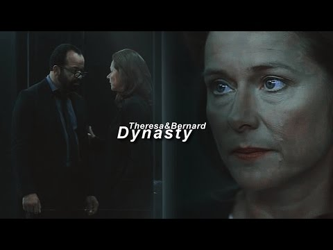 Theresa & Bernard | It all fell down [1x07-Westworld]