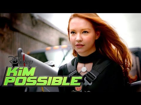 Official Trailer 🎥 | Kim Possible | Disney Channel