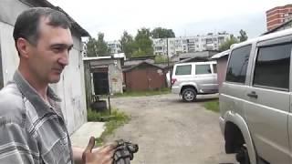 Лучший ДИЗЕЛЬНЫЙ Уаз ПАТРИОТ 7 лет Эксплуатации любимая машина для охоты
