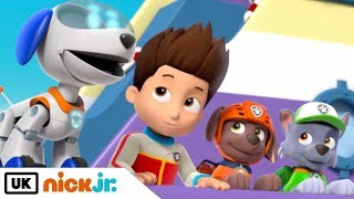 Paw Patrol | Robo Worm | Nick Jr UK