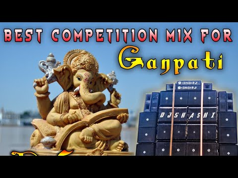 Best Ganpati Competition --Fire Bass Mix By Dj Shashi