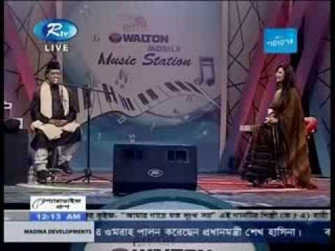 BANGLA MUSICAL | BARI SIDDIKI - STUDIO CONCERT | WWW.LEELA.TV