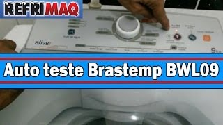 Para séptico lavadora sistema de roupas