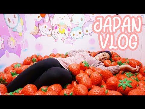 POOL OF SQUISHIES - Japan Vlog
