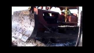 Allis Chalmers Hd15 Startup And Working
