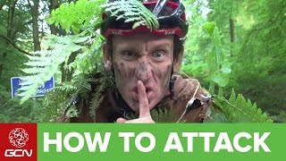 How To Attack | GCN's Road Cycling Tips