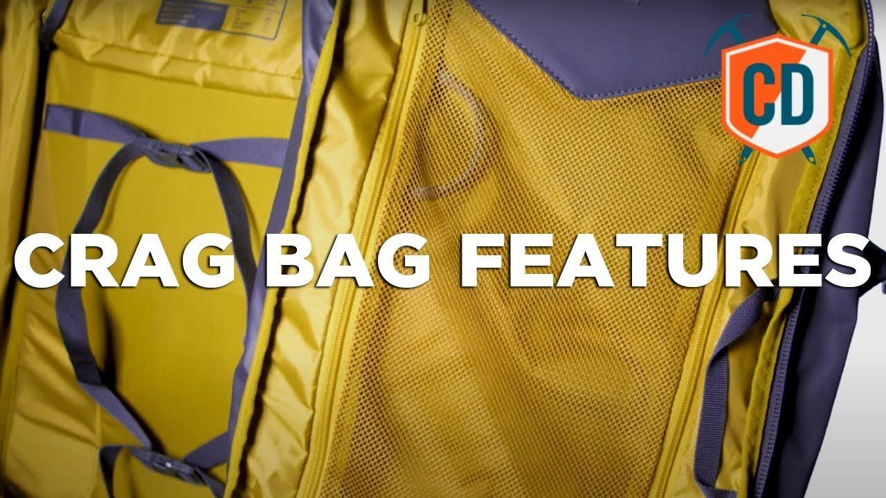 Top 3 CRAG BAGS - Tech Specs