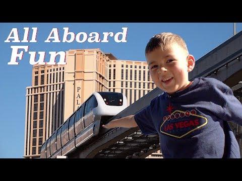 Las Vegas Monorail - Where Does It Go?