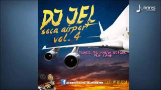 Gambar cover DJ JEL PRESENTS | SOCA AIRPORT MIX 2014 (TUNES TO KNOW BEFORE YOU LAND)