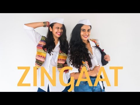 Zingaat | Sairat | Team Naach Choreography
