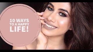 10 ways to a Happy Life! Yellow Spotlight Eye | Malvika Sitlani