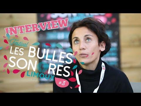 LPA :  Sophie LevyValensi  Les Bulles Sonores 2015