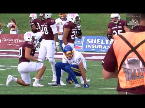 Football at Missouri State Highlights (10.21.2017)