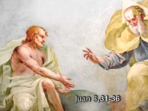 Resultado de imagen para Juan 3,31-36