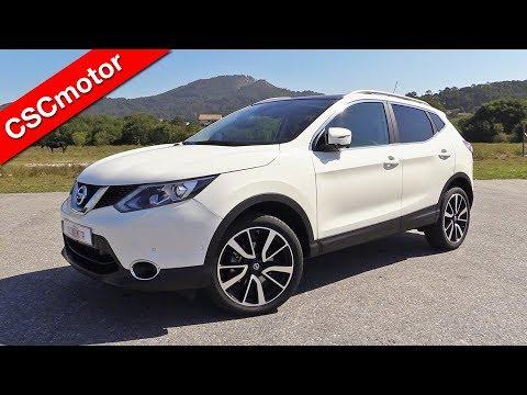 Nissan Qashqai - 2016   Revisión en profundidad y encendido