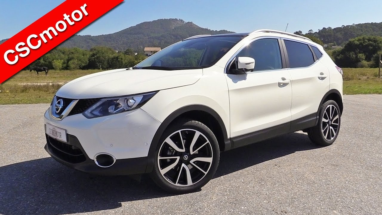 nissan qashqai 2016 revisi n en profundidad y. Black Bedroom Furniture Sets. Home Design Ideas