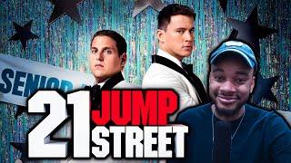 FILMMAKER MOVIE REACTION!! 21Jump Street (2012) FIRST TIME REACTION!!