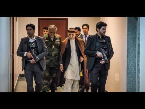 Protests, Taliban and a Warlords Return Afghan Leader Faces a Tough Year Ahead