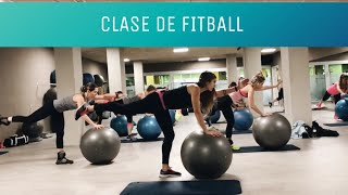 Clase De Fitball