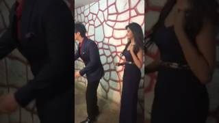 Rohan Mehra makes an entry with Girlfriend Kanchi Singh | SpotboyE