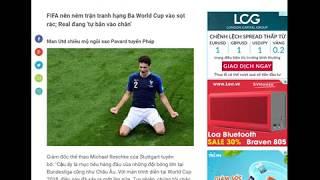 Thể thao 24h: Juventus quyết không phá lệ vì Ronaldo