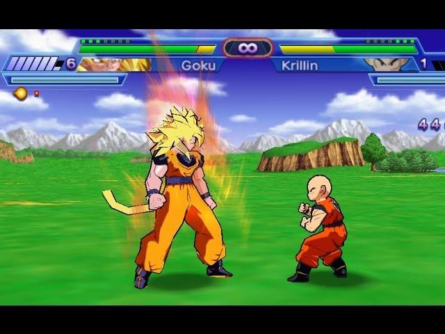 Goku SSJ GOD (Gold) Shin Budokai 2 MOD By Brian318 - VidInfo