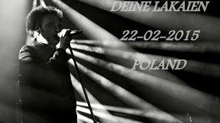 7/21 | Deine Lakaien - Nevermore / 22.02.2015