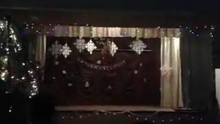 10 класс Новый год танец Гоп