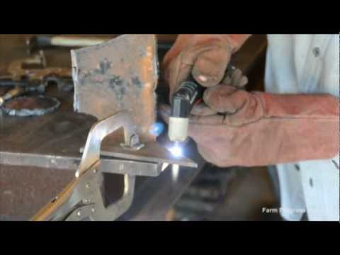 Cutting Metal With The Thermal Dynamics Cutmaster 42