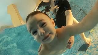 Грудничковое плавание в Анапе | Альфа #01