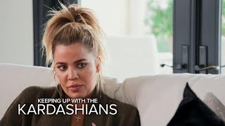 connectYoutube - KUWTK | Khloé Kardashian & Malika Haqq Fight to Save Friendship | E!