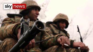 Nagorno-Karabakh loses sacred monasteries after war with Azerbaijan