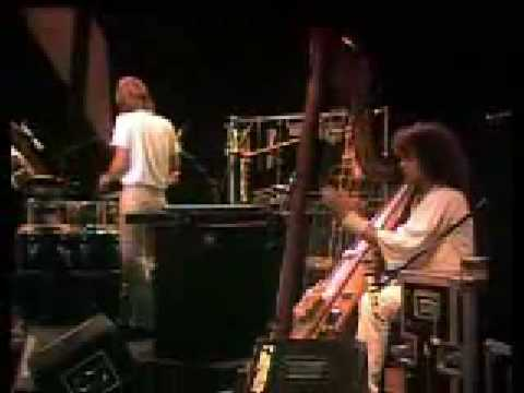 Andreas Vollenweider - Behind The Gardens- Live