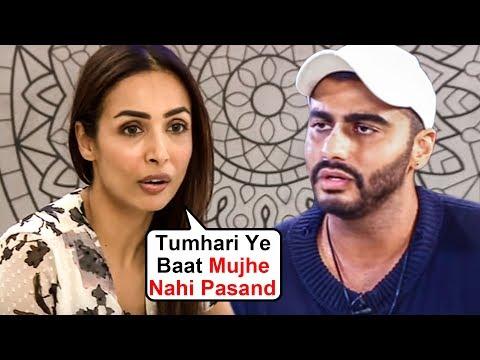 Malaika Arora REVEALS The Thing She HATES About Boyfriend Arjun Kapoor Mp3