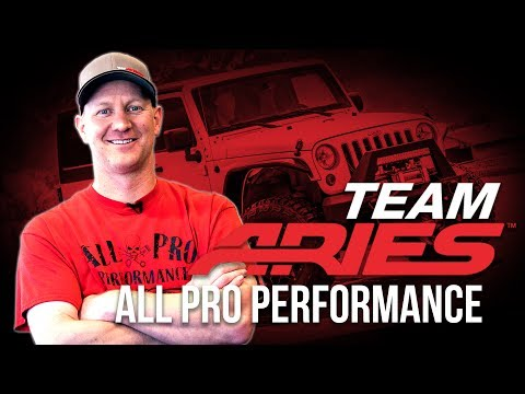 All Pro Performance | West Haven, UT | Team ARIES