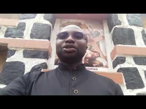 Daniel Kouobou, scj #Camerún
