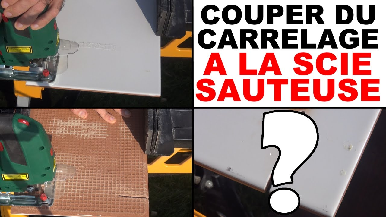 Comment couper du carrelage for Couper carrelage pose