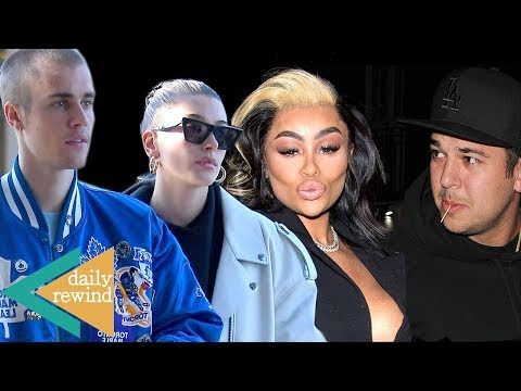 Justin & Hailey Headed For DIVORCE?! Blac Chyna BLASTS Rob F