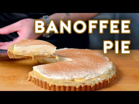 Binging with Babish: Banoffee Pie from Love, Actually