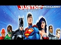 "Online casino slot ""Justice League"" (Gameplay)"