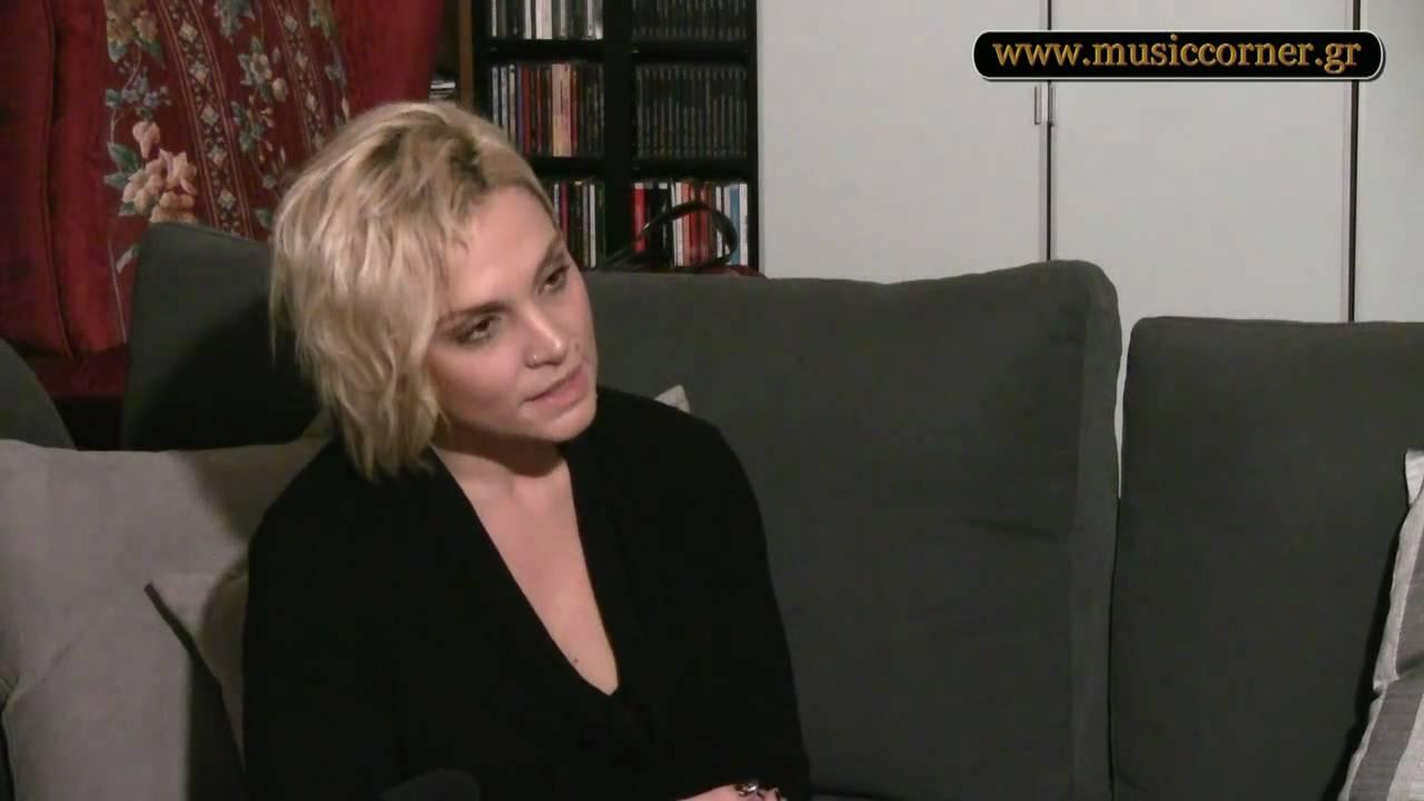 Η Ελεωνόρα Ζουγανέλη στο MusicCorner.gr - Α' Μέρος - HD video