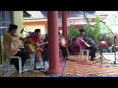 Muzik Melayu Asli-Gambus Kelantan by Gemala Sari, Kuantan Pahang.MP4