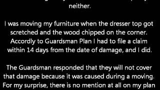 Bob's Furniture - Guardsman Protection Plan - Reviews - Stoughton - Randolph, Ma