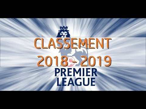 classement premier league 2019